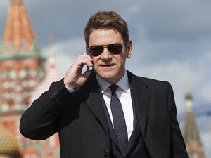 Kenneth Branagh in 'Jack Ryan'