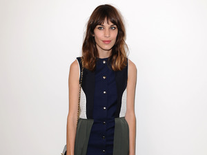 Miss Mode: LFW Alexa Chung