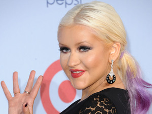 Christina Aguilera, 2012 NCLR ALMA Awards, Los Angeles