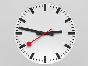 iOS 6 clock app
