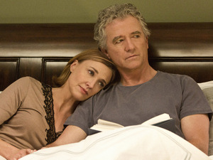 Dallas S01E03 - 'The Price You Pay': Brenda Strong as Ann Ryland Ewing and Patrick Duffy as Bobby Ewing