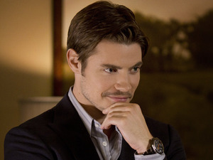 Dallas S01E03 - 'The Price You Pay': Josh Henderson as John Ross Ewing