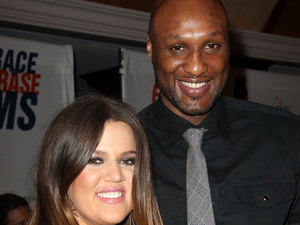 Lamar Odom, Khloe Kardashian