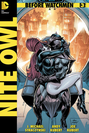 Before Watchmen #3: Nite Owl