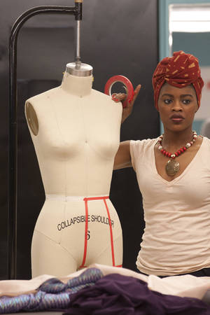 Project Runway 20/09 - Sonjia Williams