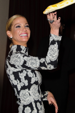 Sarah Harding The UK Lingerie Awards 2012 London