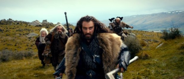 Richard Armitage as King Thorin Oakenshield