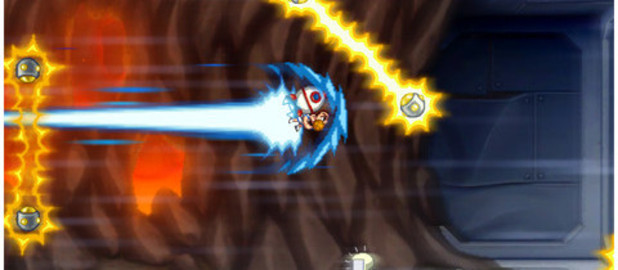 'Jetpack Joyride' screenshot