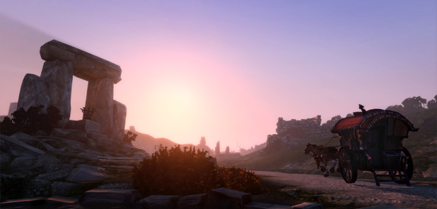 Fable: The Journey screenshots
