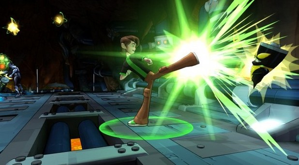 Ben 10: Omniverse for Wii U