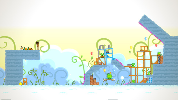 'Angry Birds Trilogy' screenshot
