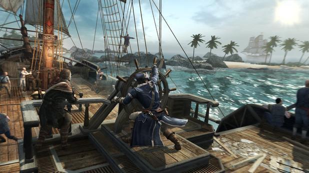 Assassins Creed 3 Screenshots
