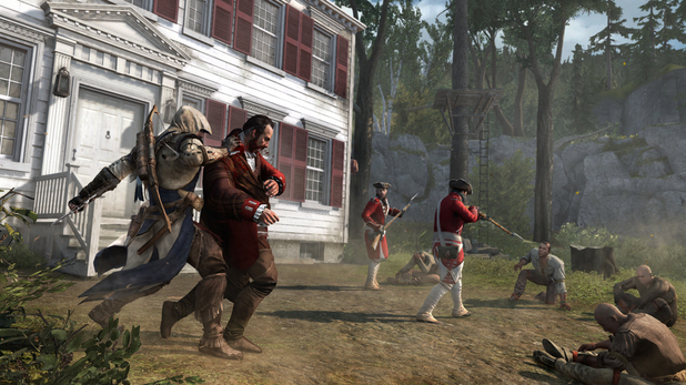 Assassin's Creed 3 for Wii U