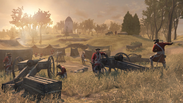 'Assassin's Creed 3' screenshot