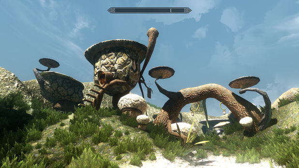 Morrowind Skyrim remake screenshots