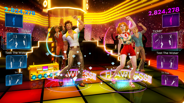 Kinect dancing sequel Dance Central 3 out October exclusively on Xbox 360, screenshot