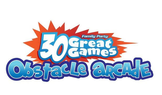 Family Party: 30 Great Games Obstacle Arcade for Wii U