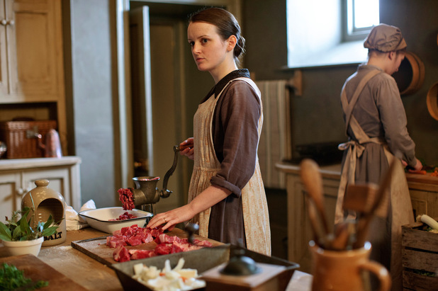 Downton Abbey S03E02: Sophie McShera as Daisy