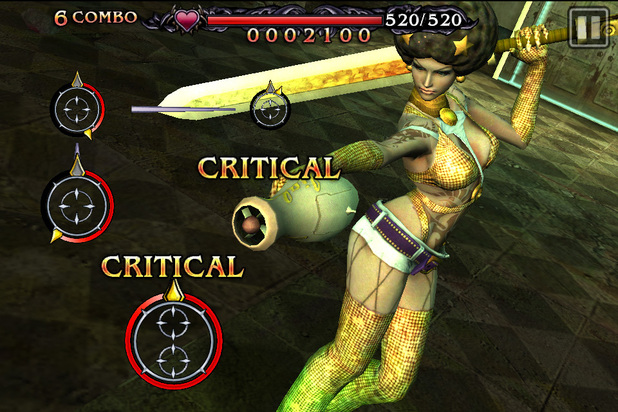 'Demon's Score' screenshot