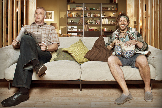 Cuckoo: Ken (GREG DAVIES), Cuckoo (ANDY SAMBERG)