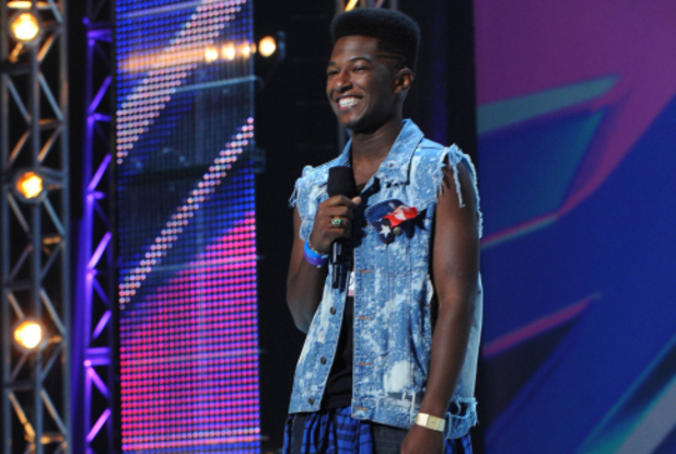 The X Factor USA S02E04: Willie Jones