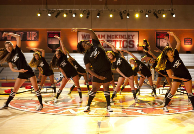 Glee S04E02: 'Britney 2.0'