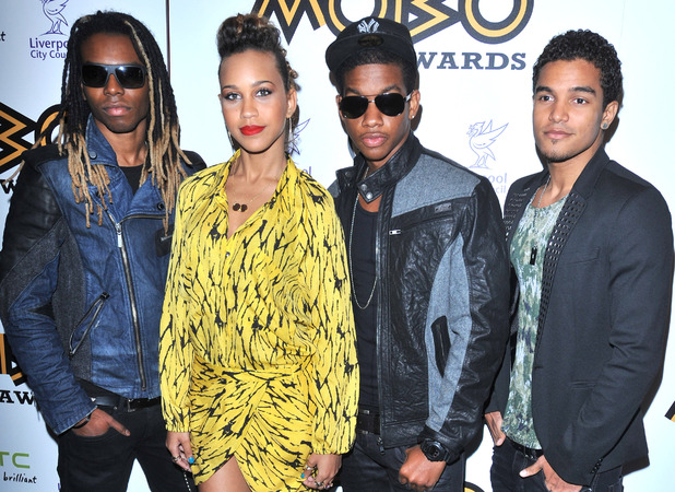 Cover Drive The 2012 MOBO Awards nominations announcement held at Floridita - Arrivals. London, England - 17.09.12 Mandatory Credit: Daniel Deme/WENN.com