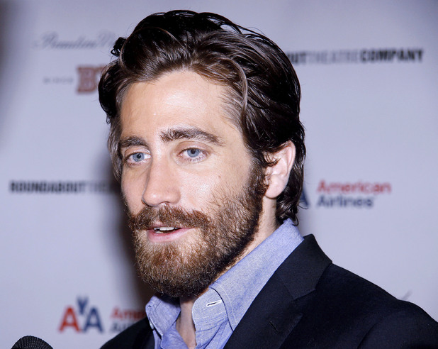 Jake Gyllenhaal Opening night after party for the Off-Broadway play' If There Is I Haven't Found It Yet' at the Laura Pels Theatre. New York City
