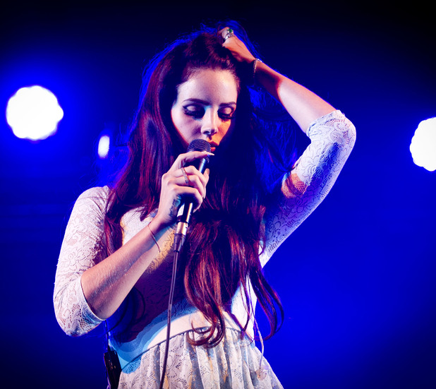 Latitude Festival 2012: Lana Del Ray