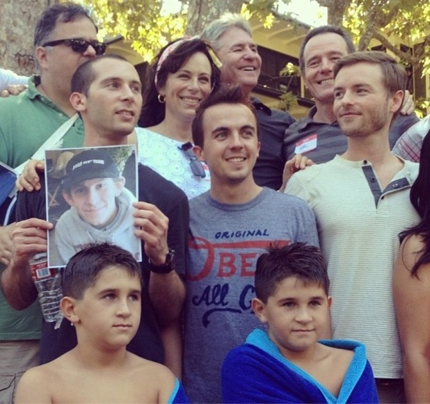 The cast of 'Malcolm in the Middle' reunite.