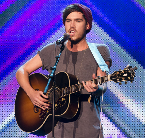 The X Factor Boot Camp: Adam