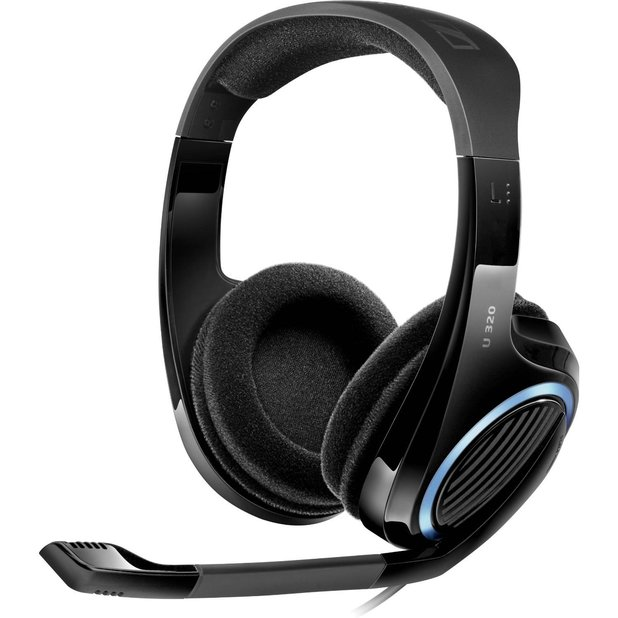Sennheiser U320 Multi Platform Gaming Headset