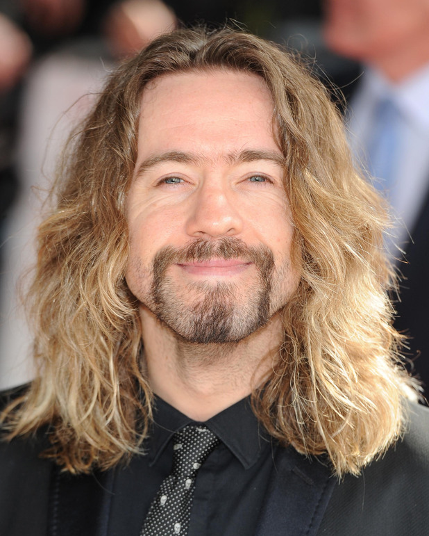 Justin Lee Collins, strange celebrity crush 2012