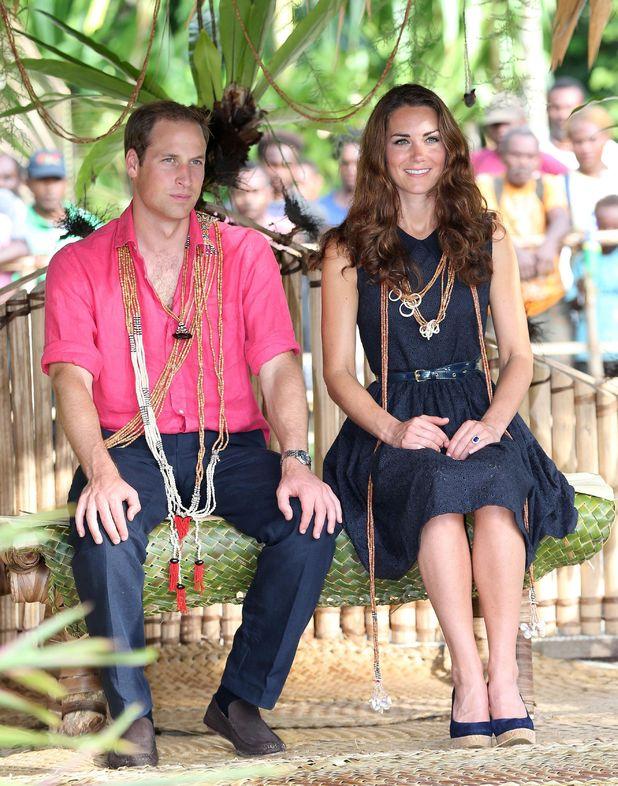 Duchess of Cambridge, Prince William