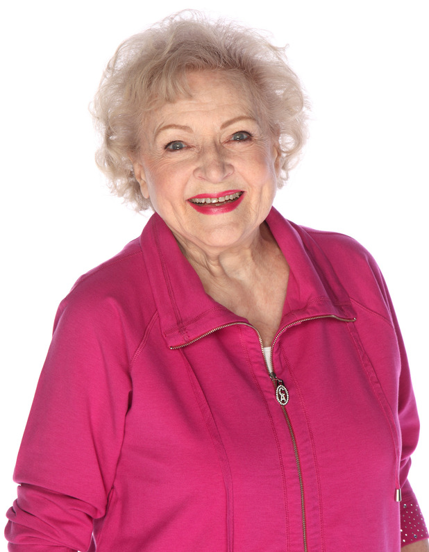 Betty White in 'Hot in Cleveland'
