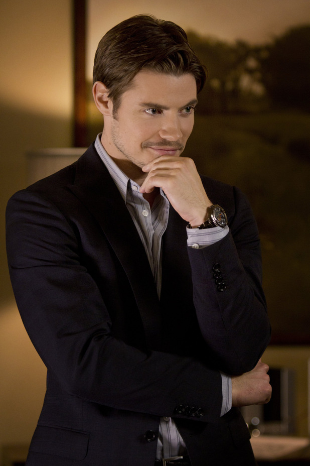 Josh Henderson as John Ross Ewing