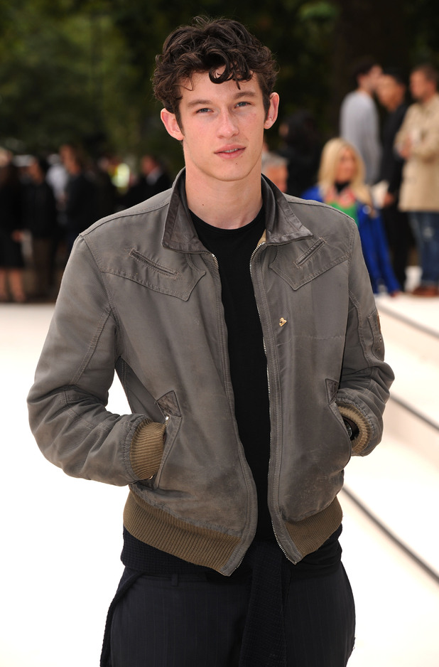Callum Turner