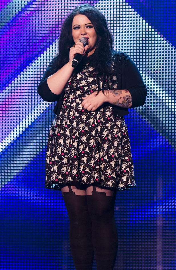 The X Factor Boot Camp: Jade