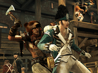 'Assassin's Creed 3' multiplayer screenshot