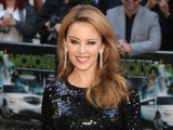 Kylie Minogue Holy Motors UK premiere held at the Curzon cinema - Arrivals London