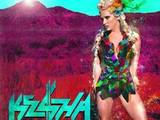 Ke$ha 'Warrior' artwork.