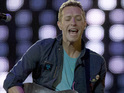 Chris Martin says that this week's Brisbane concert would mark a break.