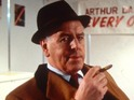 George Cole was best known for playing Minder's used-car salesman.