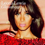 Leona Lewis 'Glassheart' album artwork.