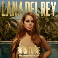 Lana Del Rey: 'Born to Die: The Paradise Edition' artwork