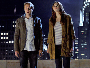 Doctor Who S07E05 - 'The Angels Take Manhattan': Rory and Amy
