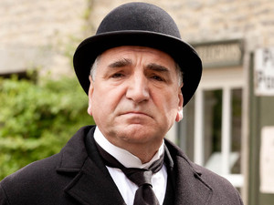 Downton Abbey S03E03: Jim Carter as Carson