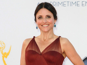 Julia Louis-Dreyfus 64th Annual Primetime Emmy Awards, held at Nokia Theatre L.A. Live - Arrivals Los Angeles, California