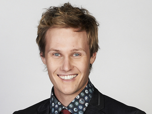 Jordan Smith as Andrew Robinson in Neighbours