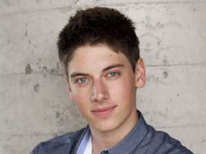Lincoln Younes as Casey Braxton in Home and Away